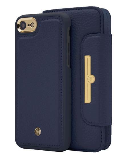 n 176 303 oxford blue gold iphone 6 6s 7 8 marvelle cases