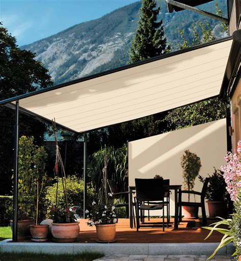 Outdoor Shade Awnings by Photo Gallery For Markilux Pergola 110 Retractable Awning