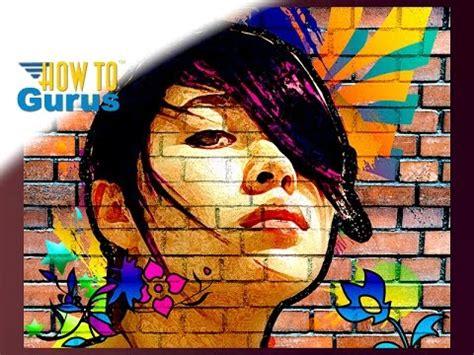 tutorial photoshop cs3 graffiti photoshop elements art how to make a graffiti street