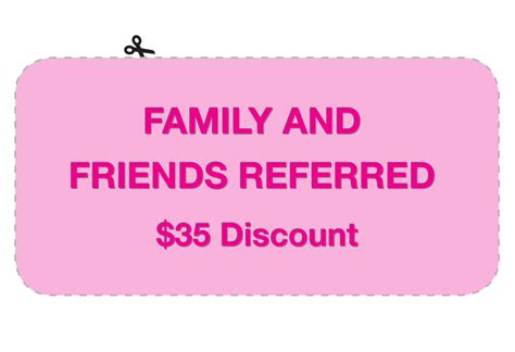 Friends And Family Discount At Prescriptives by Flash Clean Cleaning Service