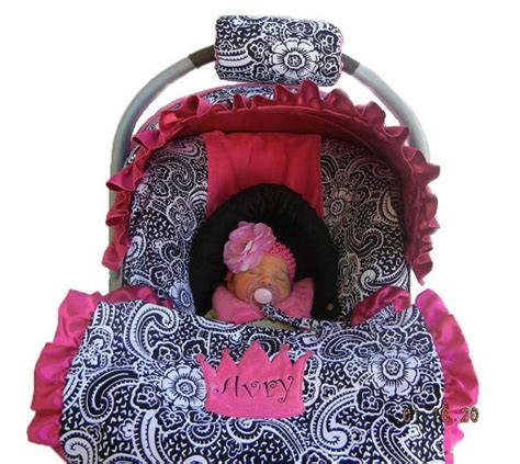 seat covers for cars girly baby car seat cover car seat cover from isewjo on etsy