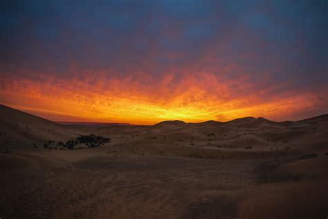 merzouga  giant sand dunes  morocco   wander
