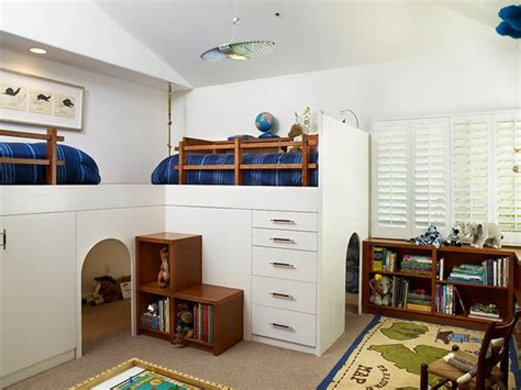 Boys Room Bunk Beds Get Your Organized At All Ages Hgtv