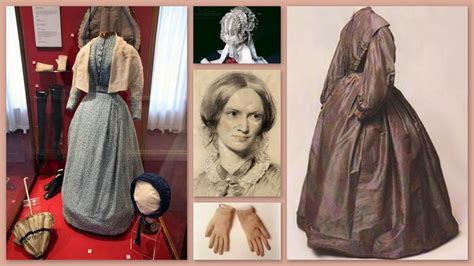 Small A Frame House The Bront 235 Sisters Charlotte Bronte And Her Clothes