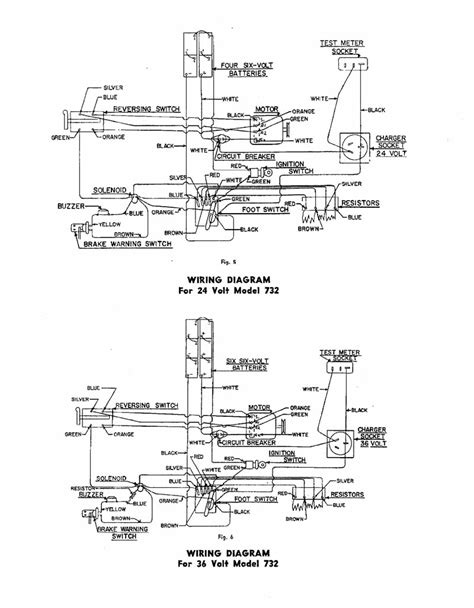 36 volt melex wiring diagram 36 get free image about