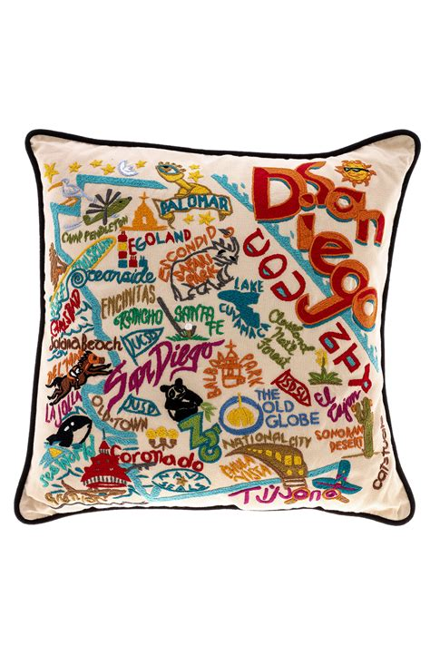 catstudio san diego pillow from denver by
