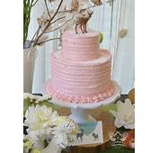 Baby Shower Cake With Deer