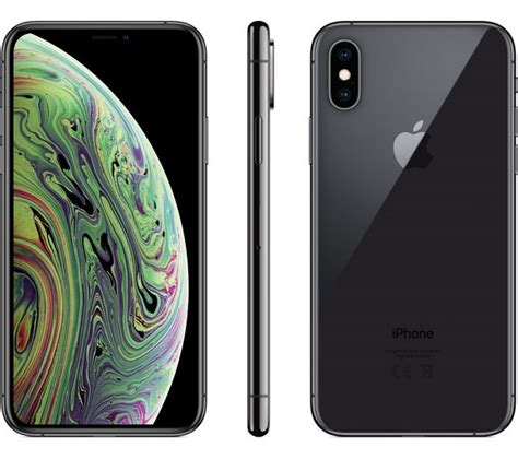 apple iphone xs  gb space grey fast delivery currysie