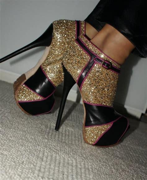 fabulous high heels fabulous fashion gold high heels image 412339