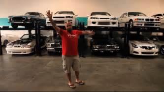 walk through paul walker s fantastic car collection