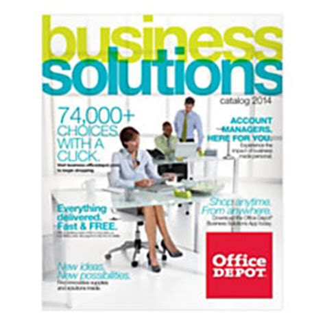 office depot coupons for business solutions division office depot business solutions division catalog bsd24 jan
