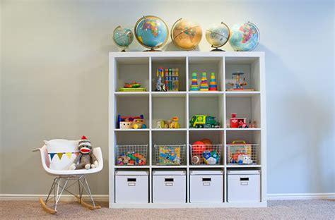 Toys Shelf by 10 Genius Storage Ideas