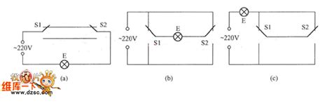 light switch circuit control circuit