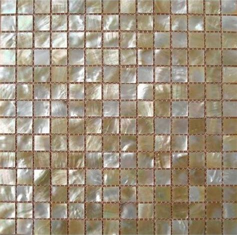 butterfly seashell tile kitchen backsplash shell mosaic