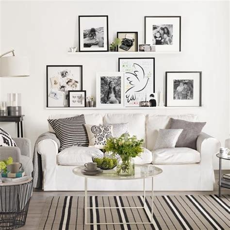 white sofa living room ideas 29 awesome ikea ektorp sofa ideas for your interiors