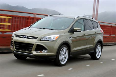 Ford Escape 2014 by 2014 Ford Escape Motoring Middle East Car News Reviews
