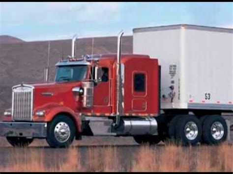 kenworth canadiense kenworth w900 youtube