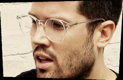 the clear frame glasses trend cool trend transparent glasses frames 2018