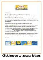 Parent Letter Spelling City 1000 Ideas About Student Welcome Letters On