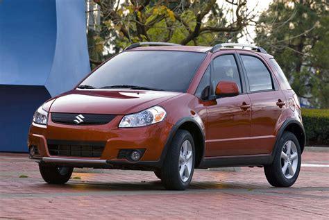 Suzuki Sx4 2007 Specs 2007 Suzuki Sx4 Pictures Photos Gallery Motorauthority