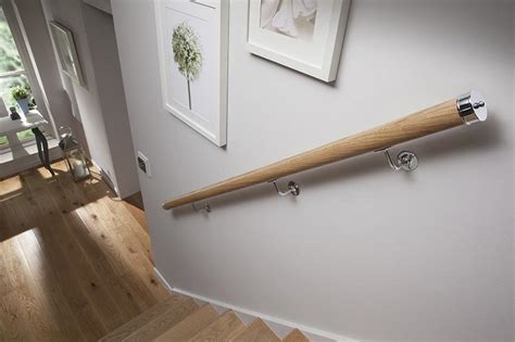 Chrome Banisters Wall Mounted Handrails Stair Parts Cheshire Mouldings