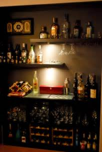 Ikea Home Bar Cabinet Closet Isn T Lacking Anything As A Bar Ikea Hackers Ikea Hackers