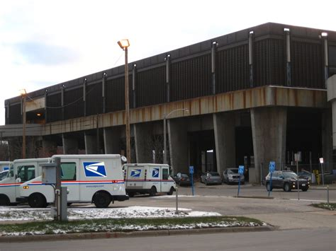 Milwaukee Post Office by Milwaukee Architecture How Brutalism Changed The City