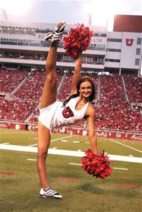 college cheerleader heaven kansas cheerleader sports pinterest college basketball