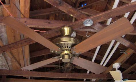 fasco ceiling fans fasco charleston ceiling fan model 452 antique brass