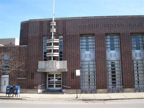 chicago roseland station illinois post office post