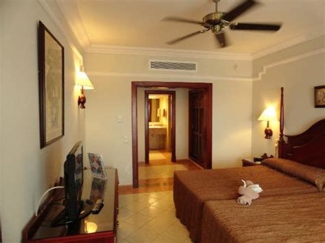 Montego Bay Room by Room With Beds Pushed Together Picture Of Hotel