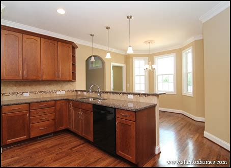 kitchens without islands custom home building and design home building tips kitchen without island