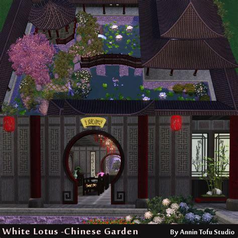 white lotus studio sims tofu studio white lotus garden