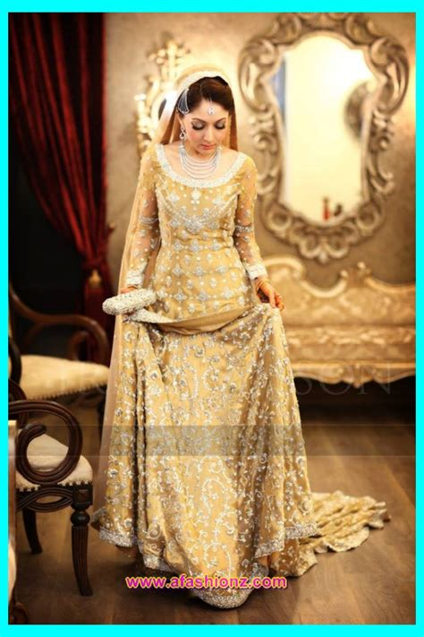 Walima Dress Designs For Bride & Groom 2016 17 Girls & Boys