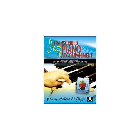 Buku Piano Jazz Voicings Vol 60 aebersold piano voicings for