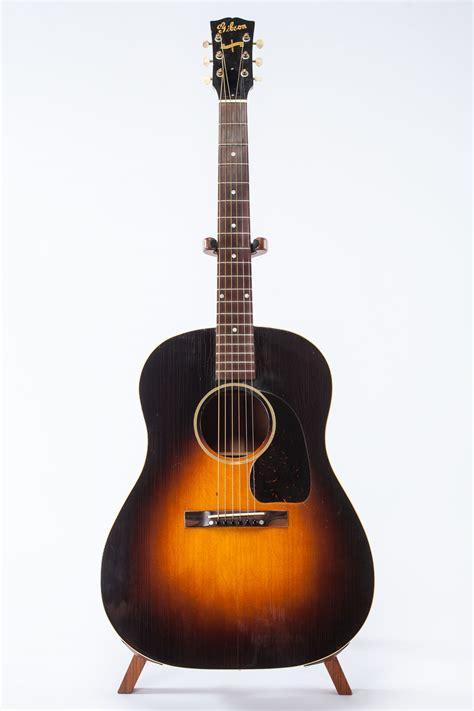 gibson j 45 for sale gibson banner j 45 1944 sunburst guitar for sale jet city