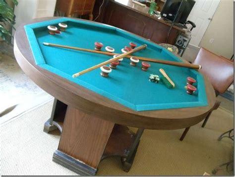bumper pool ideas      pinterest
