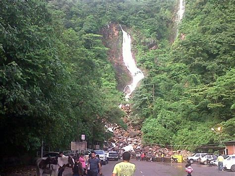imagenes tachira venezuela parque nacional chorro del indio san cristobal edo