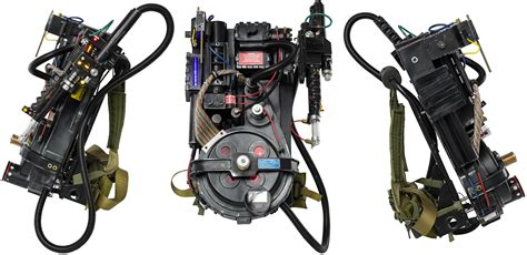 This DIY Ghostbusters' Proton Pack Is The Coolest Thing You'll See Today   Gizmodo Australia