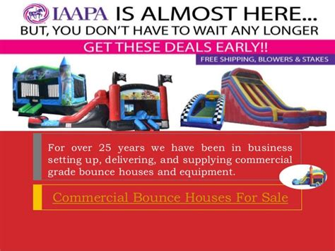 used bounce house for sale commercial bounce houses for sale used