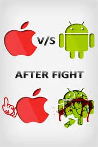 android vs apple sorry we re closed ios vs android tjleussink