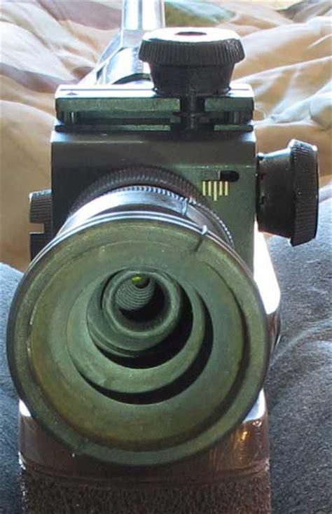 Visir Belakang Canon Sharp Visir Belakang Visir Belakang Model O pancanaka airgun works referat menembak dengan visier
