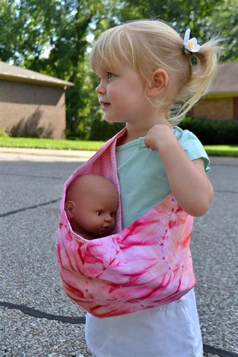Handmade Baby Sling - handmade martini tutorial and free pattern sling pouch