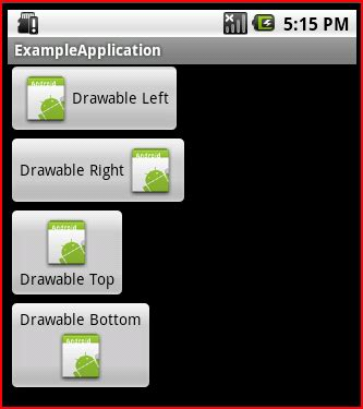 android image button android animating drawable change in a button stack overflow