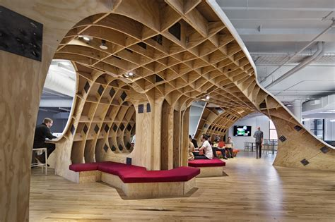 best woodworking schools in the world clive wilkinson architects office archdaily