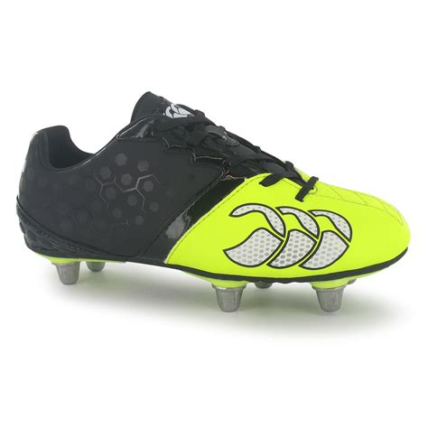 phoenix boats rugby canterbury kids phoenix club rugby boots junior lace up