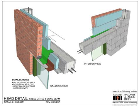 lintel section 126 best images about building system on pinterest