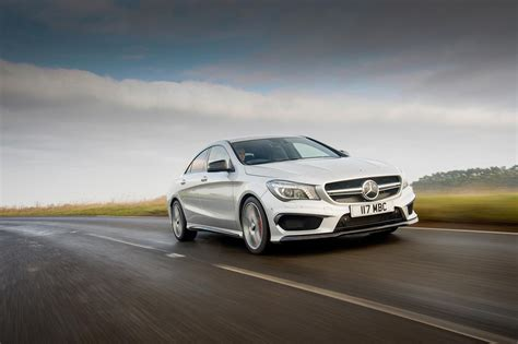 mercedes cla  amg review drivingtalk