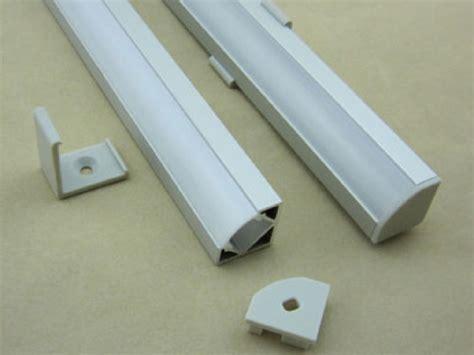 Aluminium LED Profile   Corner Mount Aluminium Profiles