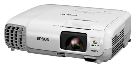 Projector Epson Eb W28 Epson Eb W28 3lcd Projector For Business Environments